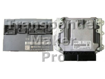 Software module 149 – VW Passat 3C comfort and ECU with ID48